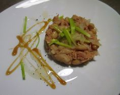 FORNELLI IN FIAMME: SALAD OF CANNELLINI BEANS, CERVERE'S LEEK AND TUNA...
