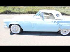 B8062 1957 Ford Thunderbird