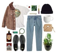 """""""What I saw"""" by louisesuxx ❤ liked on Polyvore featuring Acne Studios, UGG Australia, Alöe, Dr. Martens, Alessi, Monki, Sydney Evan, KEEP ME and Accessorize"""