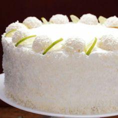 """Cake """"Pina deck."""""""
