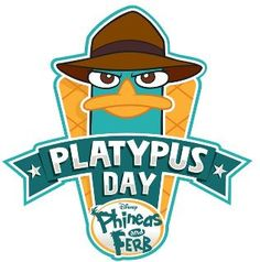 MAD Family Fun: Happy Platypus Day!!!