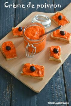 Visit the post for more. Tapas, Pesto, Salty Foods, Mousse, Sandwich Recipes, Raw Food Recipes, Chutney, Fresh Fruit, Brunch