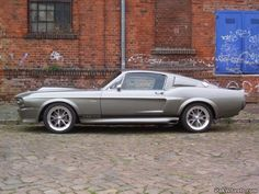 67 Ford Mustang GT500 Eleanor