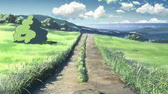 Five centimeter per second Anime Movie