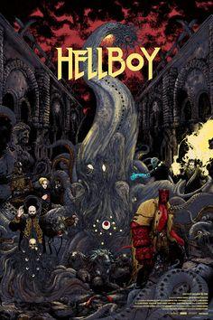 Hellboy seeds of destruction by Zakuro Aoyama