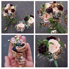 Mine blomster laget av Blomsterpikene