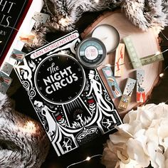 "Read. Loved!1,942 Likes, 23 Comments - KelsRattle The Stars (@acciobooksncoffee) on Instagram: """"The circus arrives without warning. No announcements precede it. It is simply there, when…"""
