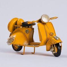 Miniatura Lambreta - Machine Cult - Kustom Shop | A loja das camisetas de carro e moto