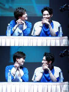 GOT7 // Youngjae & Jaebum