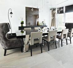 Kelly  #moderndesign #interiordesign #diningroomdesign luxury homes, modern interior design, interior design inspiration . Visitwww.memoir.pt