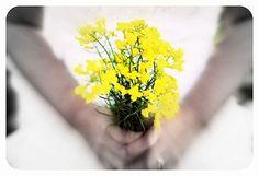 Y lo que llamamos amarnos fue quizá que yo estaba de pie, delante de vos, con una flor amarilla en la mano... - Julio Cortázar, Rayuela