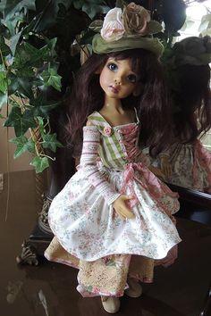 Art doll -  Kaye Wigs Dolls