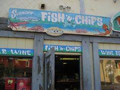 Seaward Fish & Chips in Ventura