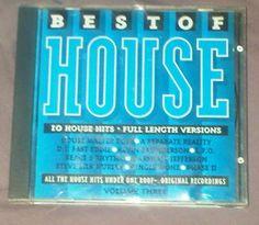 Best Of House Vol 3 LFO Marshall Jefferson Steve Silk Hurley Kevin Saunderson