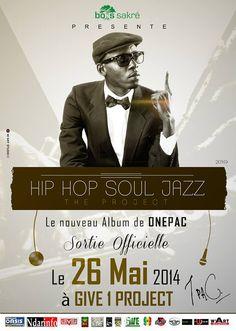 #OnePac, sort son premier #album.  #hiphopsouljazz // on Wakh Art http://www.wakhart.com/one-pac-le-premier-album/
