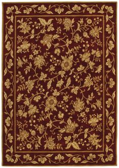 This Renaissance Cranberry Collection earth tone rug (Alexandria 00800) is manufactured by Shaw. Description from pinterest.com. I searched for this on bing.com/images