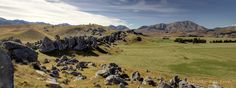 Castle Hill Boulder Field, New Zealand