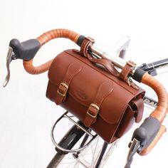 Zimbale 2.0 Ltr Leather Bike Shoulder Bag