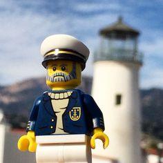 Captain in Santa Barbara  copyright RaddingtonFalls.com