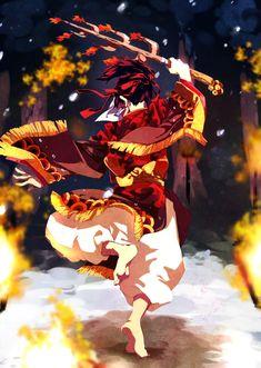 Tanjiro Kamado live wallpaperKimetsu no Yaiba live wallpaperDance of fire god Manga Anime, Anime Demon, Otaku Anime, Manga Art, Anime Art, Demon Slayer, Slayer Anime, Demon Hunter, Estilo Anime