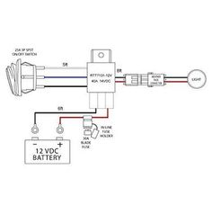 Mopeds Xenon Hid Conversion Wiring Diagrams | Wiring Diagram on