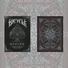 MagicTao Bicycle Divine Deck by US Playing Card Co. - Trick MagicTao http://www.amazon.co.uk/dp/B00JVLSPG0/ref=cm_sw_r_pi_dp_chWRtb0XZTW96H1N