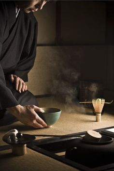 Sadoh. 茶道