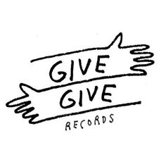✖ give give records / logo