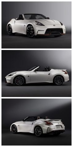 Nissan Just Chopped The Roof Off A 370Z Nismo And It Looks Ridiculously Hot! You have to see this...