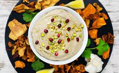 The world calls for hummus and here is a new answer to that call. Grab your veggie sticks and chips and dig in my Pistachio Hummus with Pomegranate. Dip Recipes, Dairy Free Recipes, Brunch Recipes, Appetizer Recipes, Vegetarian Recipes, Cooking Recipes, Group Recipes, Appetizers, Sauces