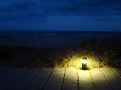 Light in the night (Castelldefels) by jcarlosn, via Flickr