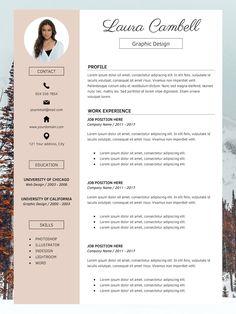 modern resume format - student resume format - best cv templates word - amazing cv templates Modern Resume Template, Creative Resume Templates, Cv Template, Layout Template, Resume Templates Word, Resume Layout, Job Resume, Design Resume, Student Resume
