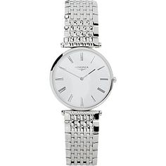 LONGINES L47094116 La Grande Classique watch (Steel
