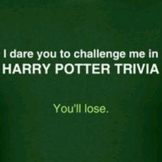 You'll lose.