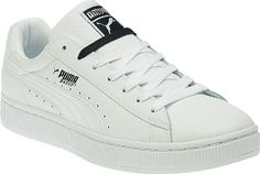 Puma White Puma Silver Basket Ii Mens Shoes. Michael Norman · Dope Men s  Clothing f173045c64a6