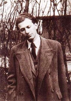 Babel Web Anthology :: The page of Radnóti Miklós, English biography Perm, Double Breasted Suit, Granada, Suit Jacket, Blazer, Suits, Hungary, Boys, People