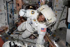 NASA Astronaut Jack Fischer Prepares for Friday Spacewalk - May 11 2017