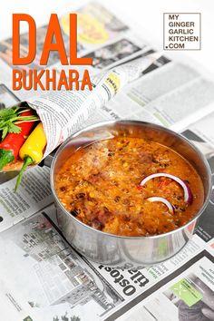 [RECIPE] DAL BUKHARA – AN EXOTIC CREAMY BLACK LENTIL DISH
