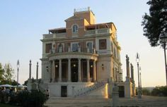 Villa In centro a Roma - zona Villa Borghese