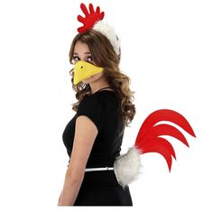 Chicken Tail Costume Accessory Rooster Hen Farm Animal Halloween Adult or Child . Chicken Tail Costume Accessory Rooster Hen Farm Animal Halloween Adult or Child Animal Costumes For Adults, Farm Animal Costumes, Farm Costumes, Chicken Costumes, Animal Halloween Costumes, Diy Costumes, Adult Halloween, Chicken Fancy Dress, Rooster Costume