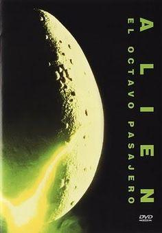 Alien: el octavo pasajero (1979) EEUU. Dir: Ridley Scott. Aventuras. Ciencia Ficción. Terror. Películas de culto - DVD CINE 1044