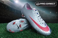 Pretty sure I love these nike soccer shoes!