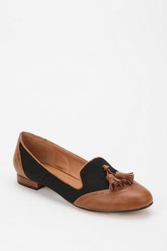 Cooperative Canvas Tassel Loafer   #UrbanOutfitters