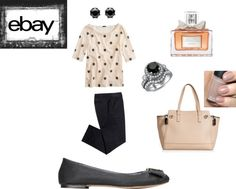 """""""Meet the Parents with eBay"""" by kvio ❤ liked on Polyvore"""