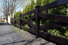 criss cross rail fence - Google Search