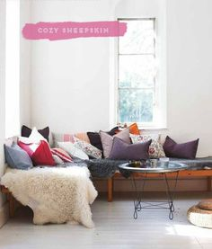 pinterest sheepskin rug dining chair covers and kitchen spotlights