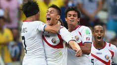 "S., 14 JUN 2014 | COSTA RICA vs URUGUAY- GANO COSTA RICA 3-1 - ""Así Ocurrió ¡Pura vida! Costa Rica sacude con tres goles a Uruguay"""