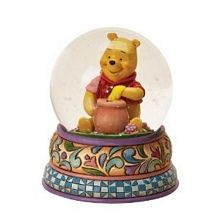 Winnie the Pooh snow globes