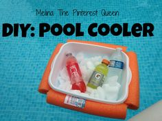 DIY: Pool Cooler For Only $2