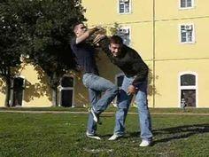 Agressive aikido